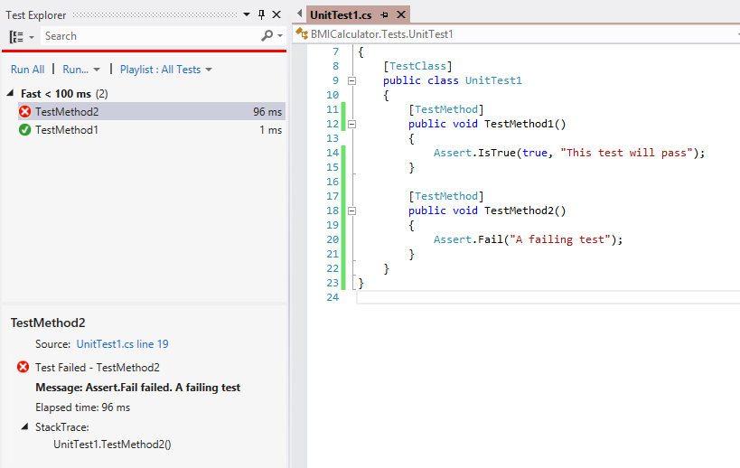 Running Windows Phone Unit Tests from VS 2012 IDE