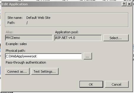 ASP.NET 5 - Hosting in IIS