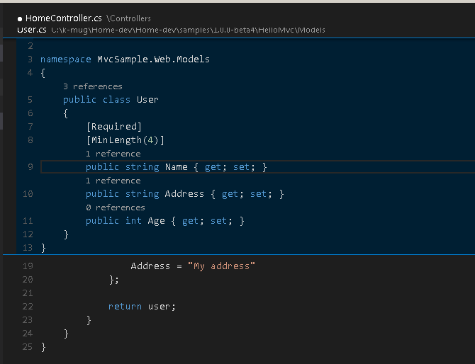 Peek Definition - VS Code