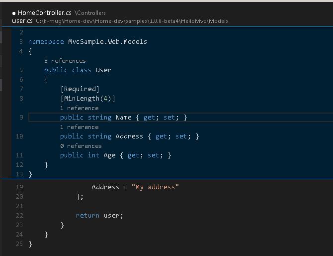 Peek Definition - VS Code