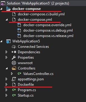 ASP.NET Core Web API Project