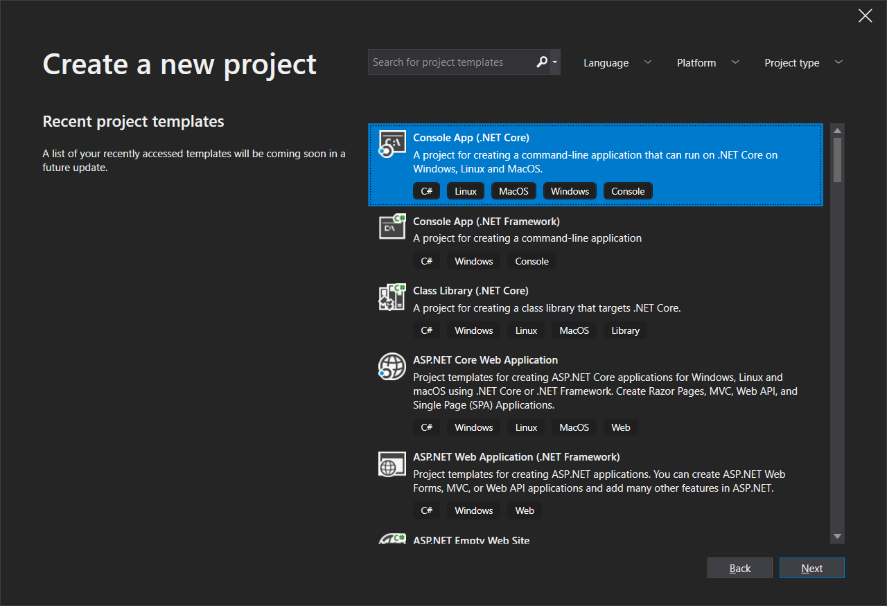 What's new in Visual Studio 2019 Preview
