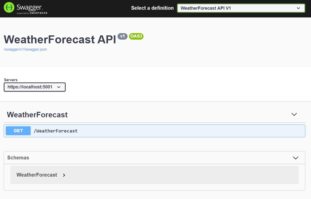 Open API Page